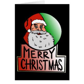 Jultomtensymbol Hälsningskort