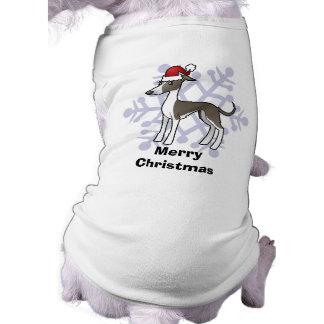 Julvinthund/Whippet/italiensk vinthund Hundtröja