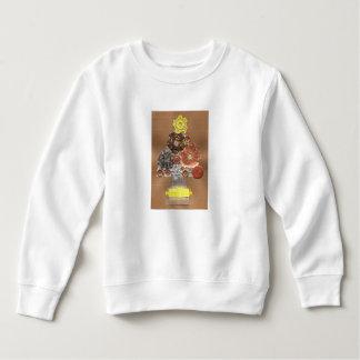 Jumper för Steampunk julgransmåbarn Tee Shirts