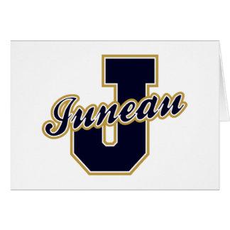 Juneau brev OBS kort
