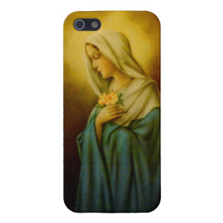 Jungfrulig Mary St Mary för vintage iphone case iPhone 5 Cover