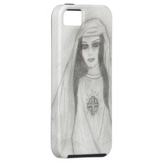 Jungfruliga Mary iPhone 5 Case-Mate Fodraler