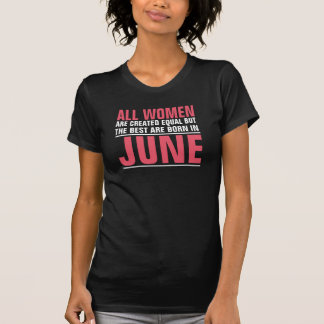 Juni kvinnor tee
