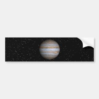 Jupiter - åtskilliga produkter bildekal