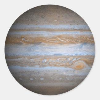 Jupiter - åtskilliga produkter runt klistermärke