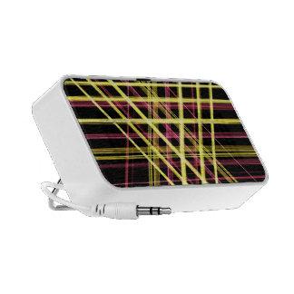 Jupiter gul matris PC högtalare