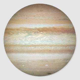 Jupiter klistermärke
