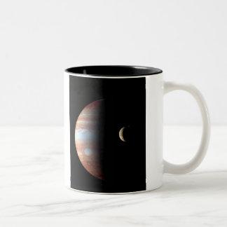 Jupiter Montage Två-Tonad Mugg