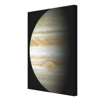Jupiter mosiac canvastryck