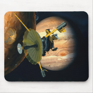 Jupiter och Lo Galileo sond Musmatta