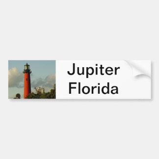 Jupiter öppningsfyr bildekal