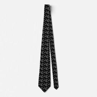 Justera tien för händerkiropraktornacke slips