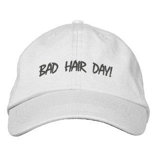 Justerbar hatt för dåligahårdag broderad keps