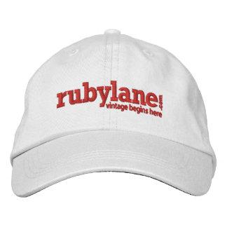Justerbar hatt för RubyLane