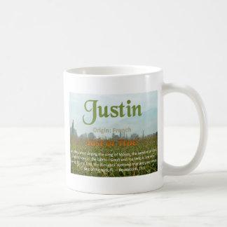 Justin Kaffemugg