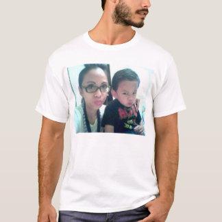 justin och mig t shirt
