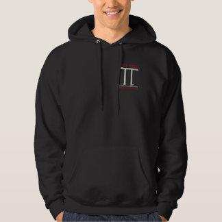 Justin Torres svart och röd Hooded tröja