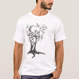 justin träd (2) t shirts