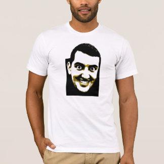 Justins ansikte t-shirt