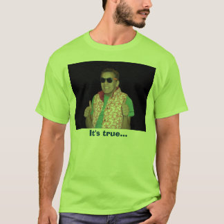 Justins skjorta t-shirt