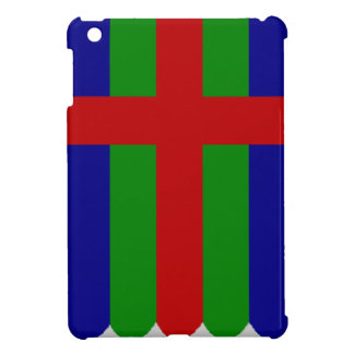 Jutland (Danmark) flagga iPad Mini Mobil Skal