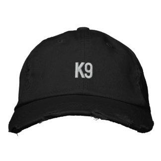 k9 broderad hatt