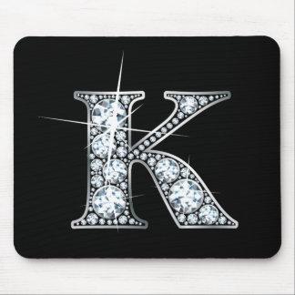 """K-"" faux ""diamant Bling"" Mousepad Musmatta"