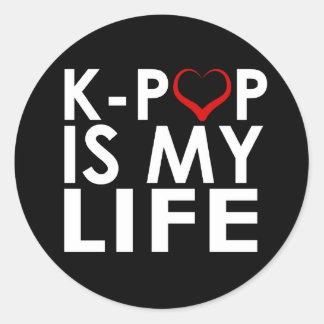 K-POP ÄR MIN LIV♡ RUNT KLISTERMÄRKE
