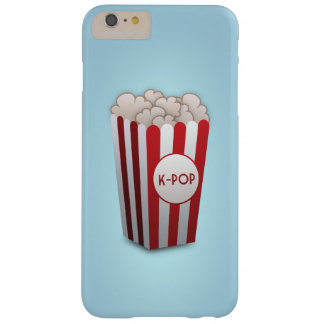 K-Pop Popcorn Barely There iPhone 6 Plus Skal