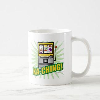 Ka-Ching stora pengar Kaffemugg