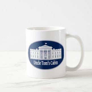 Kabin för Uncle Toms Kaffemugg