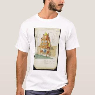 Kabinett utställning, c.1860s-70s (w/c & rita på p t-shirt