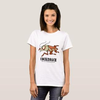 Kackerlacka vid Lorenzo kvinna T-tröja Tröjor