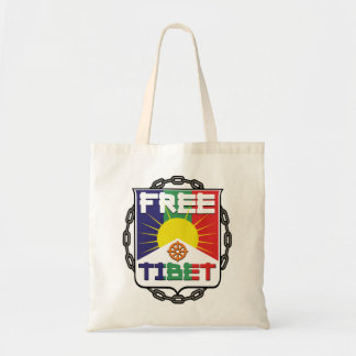 Kad fria Tibet Tygkasse