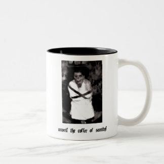 Kaffe av Sanity Två-Tonad Mugg