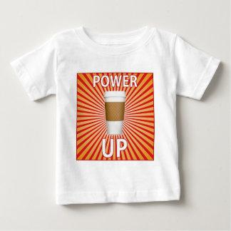 Kaffe - din toppen driver! tee shirt