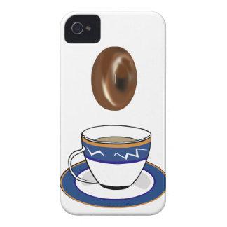 Kaffe & Donuts: Rolig blackberry fodral