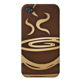 Kaffe i min kopp iPhone 4 fodral