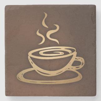 Kaffe i min kopp stenunderlägg