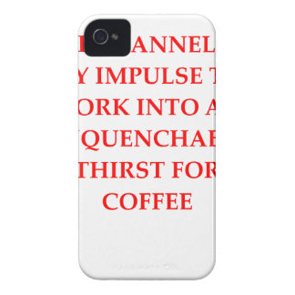 KAFFE iPhone 4 CASES