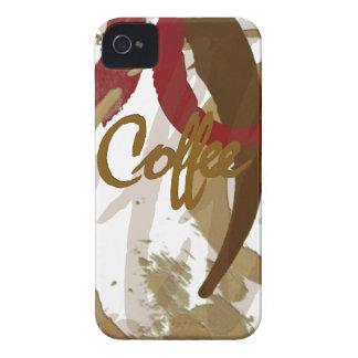 Kaffe iPhone 4 Skydd