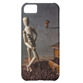 Kaffe iPhone 5C Fodral