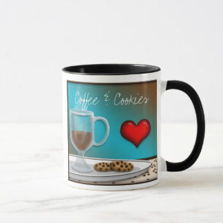 Kaffe- & kakamugg mugg