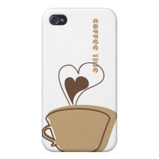 Kaffe mig iPhone 4 fodral