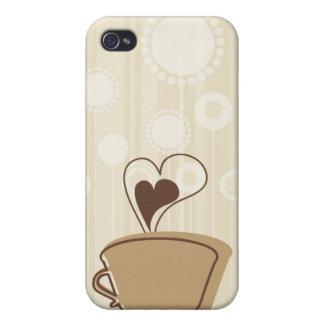 Kaffe mig iPhone 4 skydd