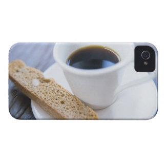 Kaffe och Biscotti Case-Mate iPhone 4 Skal