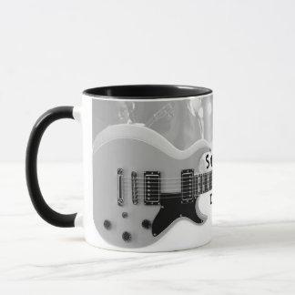 Kaffe och deppigheten mugg