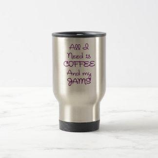 Kaffe och min sylter resemugg