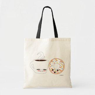 Kaffe- och munkPals Budget Tygkasse