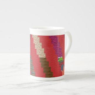Kaffe tea, soppa, cider, BENPORSLINdryck Tekopp